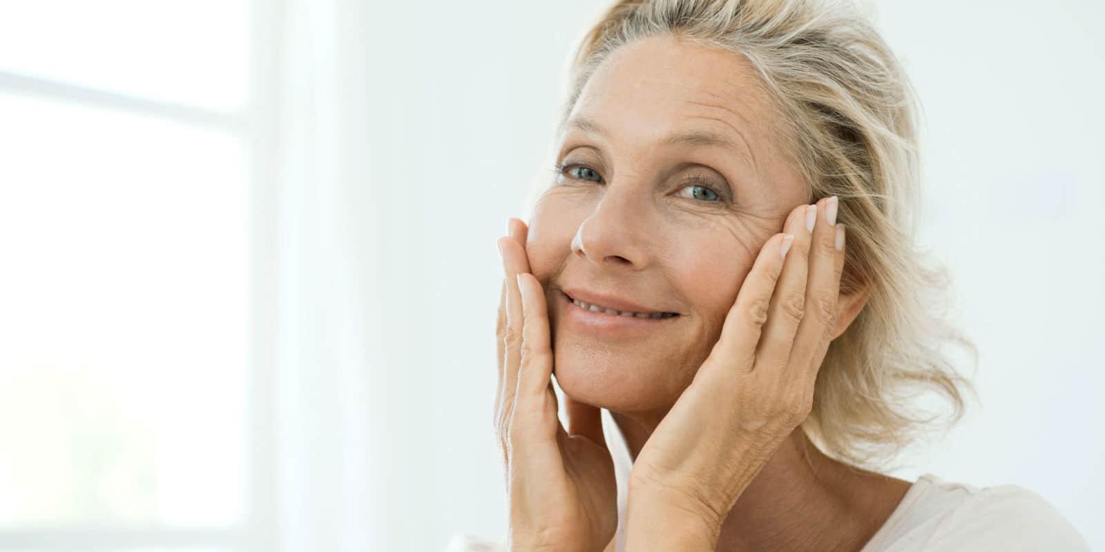 cuidado piel 60 anos