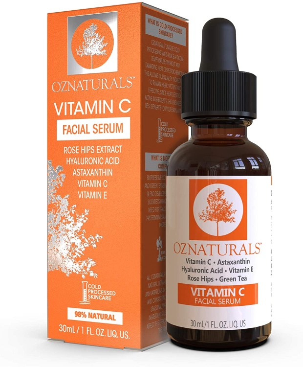 Oznaturals sérum de vitamina C