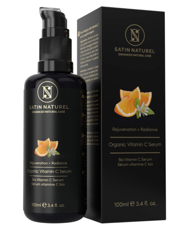 Satin Naturel suero vitamina C