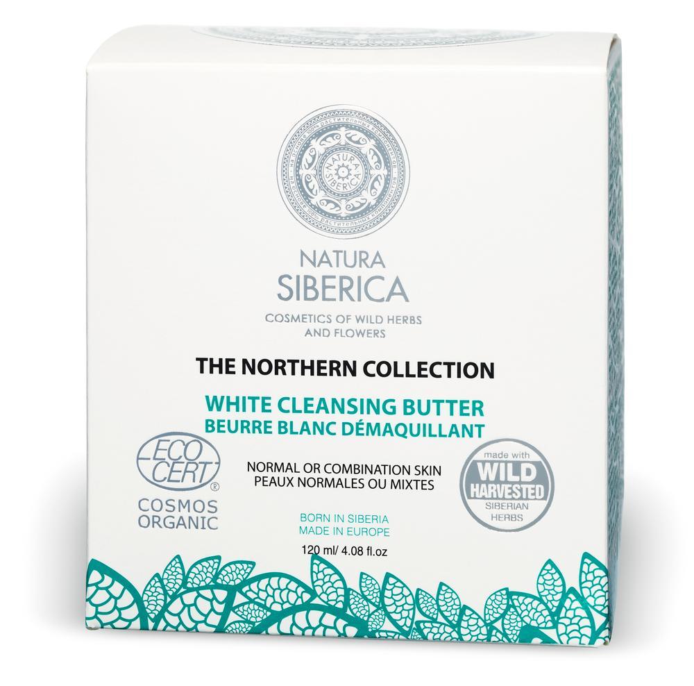 Manteca Blanca natura siberica