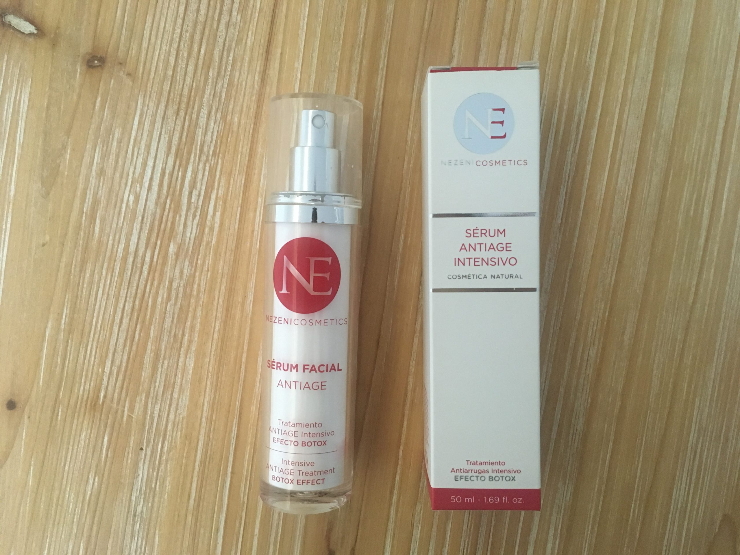 serum antiage nezeni